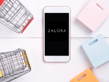 25% off on your first in-app purchase and by applying this Zalora coupon code