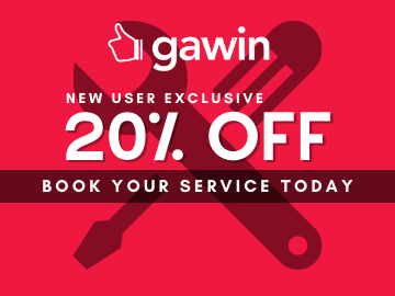 New Users Specials: 20% OFF when you use this Gawin exclusive promo code